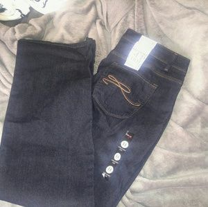 Style&co size 14 straight leg jeans